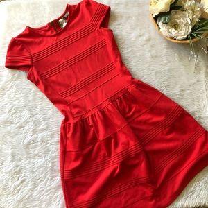 Girls From Savoy Red Dress